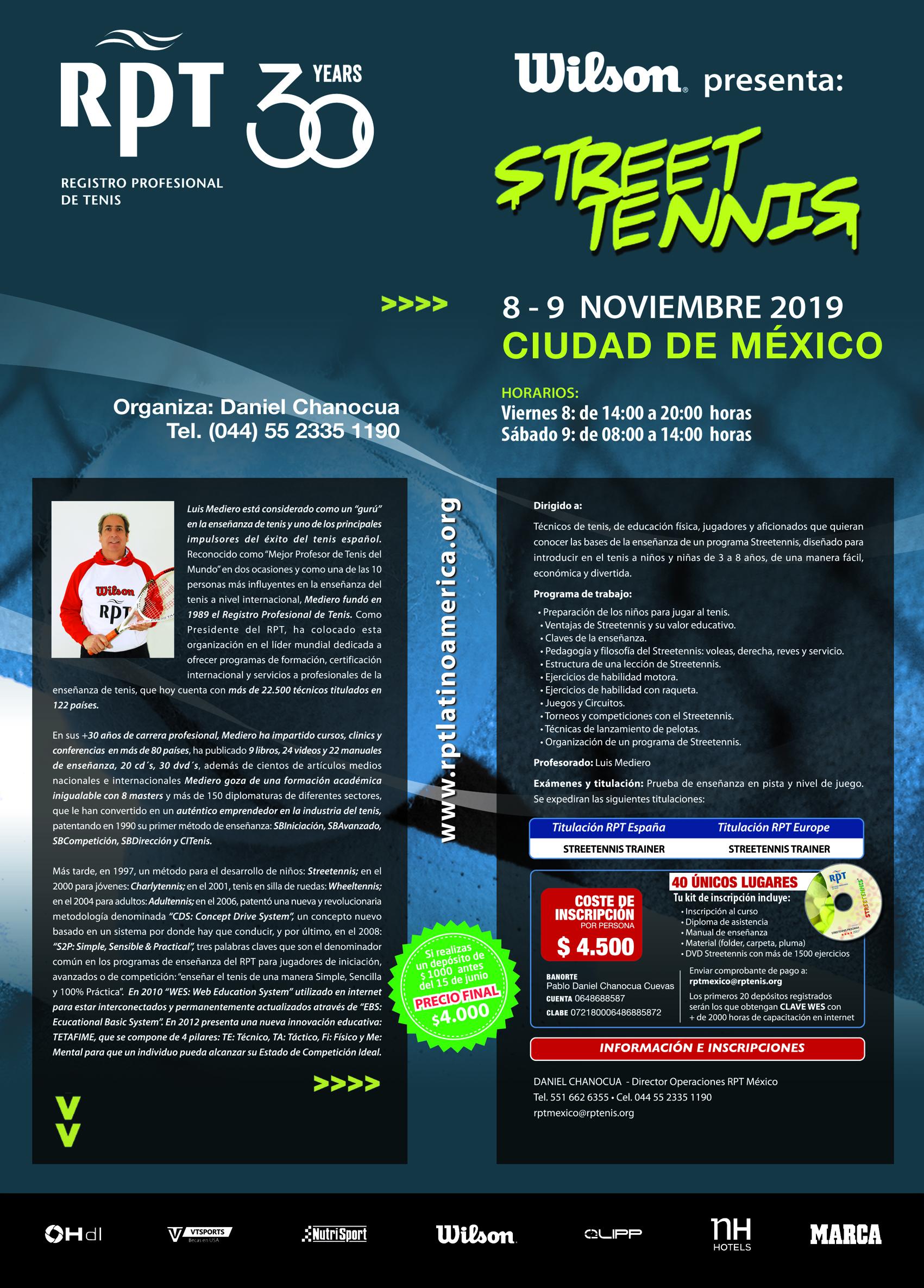 77533ed2b El Registro Profesional de Tenis